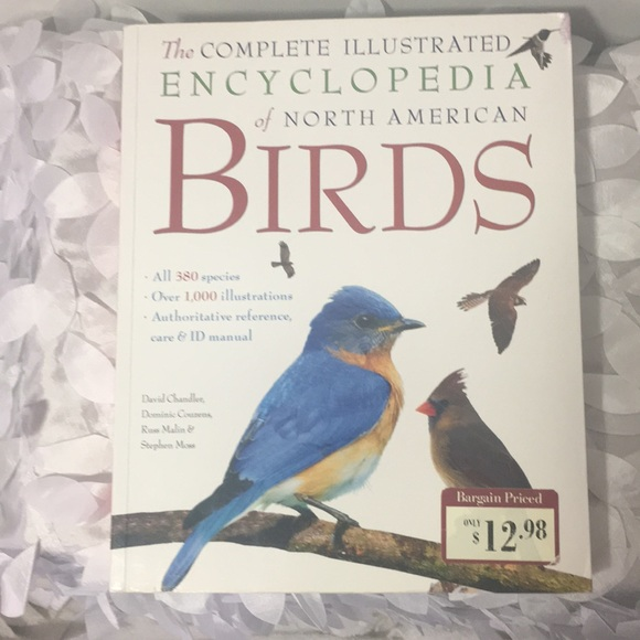 Books Other The Complete Encyclopedia Of North American Birds